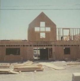 Chapel Construction 1991